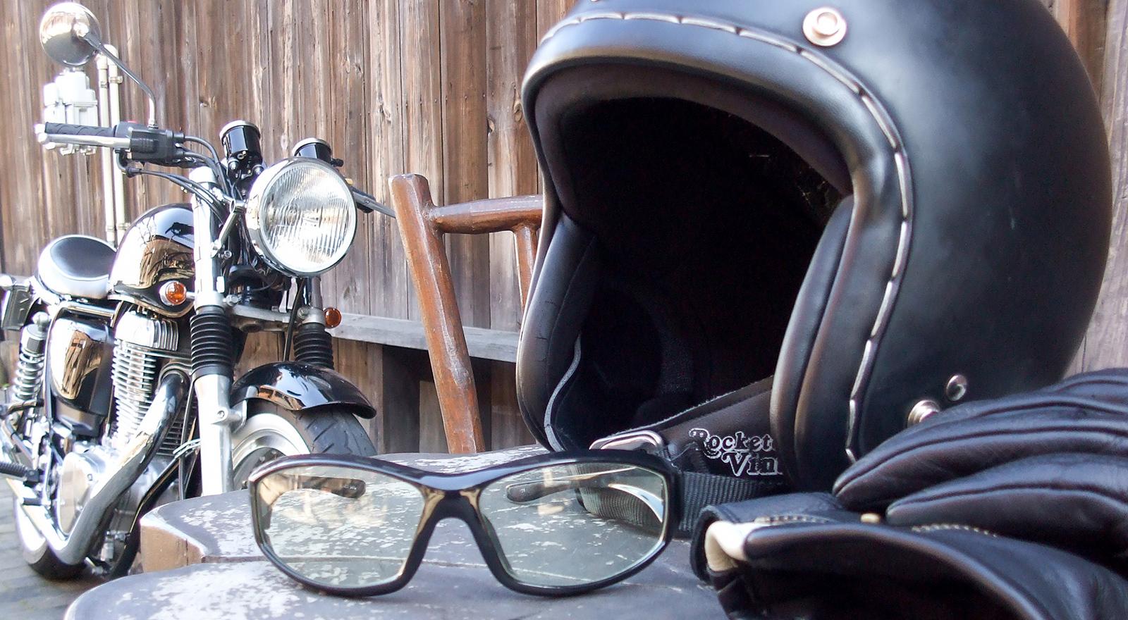 バイクとの出会い